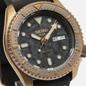 Наручные часы Seiko SRPE80K1S Seiko 5 Sports Brown/Gold/Black фото - 2