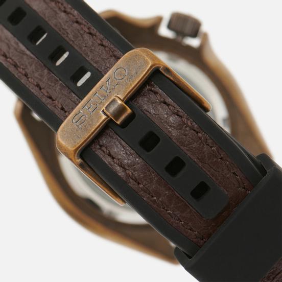 Наручные часы Seiko SRPE80K1S Seiko 5 Sports Brown/Gold/Black