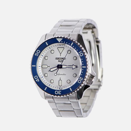 Наручные часы Seiko SRPG43K1S Seiko 5 Sports Silver/Blue/White