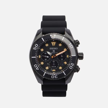 Наручные часы Seiko SSC761J1 Prospex, цвет чёрный