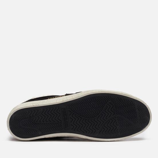 Женские кроссовки Premiata Steven-d 5081 Black