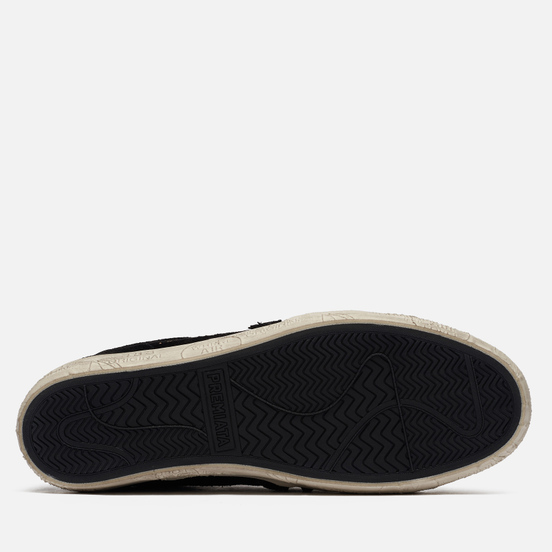 Женские кроссовки Premiata Steven-d 5084 Black