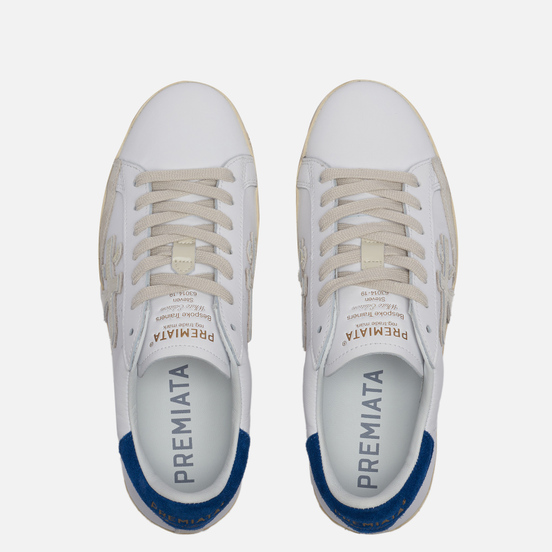 Женские кроссовки Premiata Steven-d 5122 White