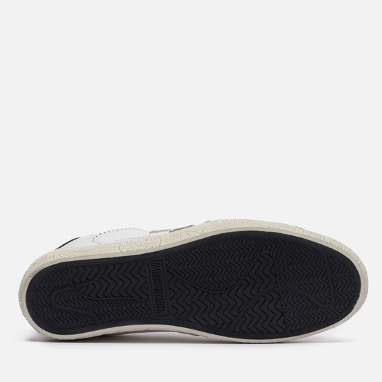 Женские кроссовки Premiata Steven-d 5432 White
