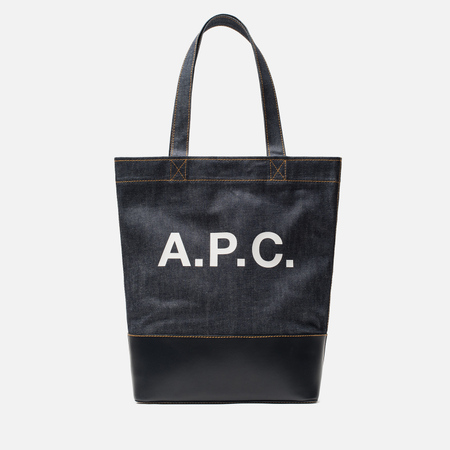 Сумка A.P.C. Axel Dark Navy