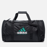 Сумка adidas Originals Reedition EQT Black фото- 0