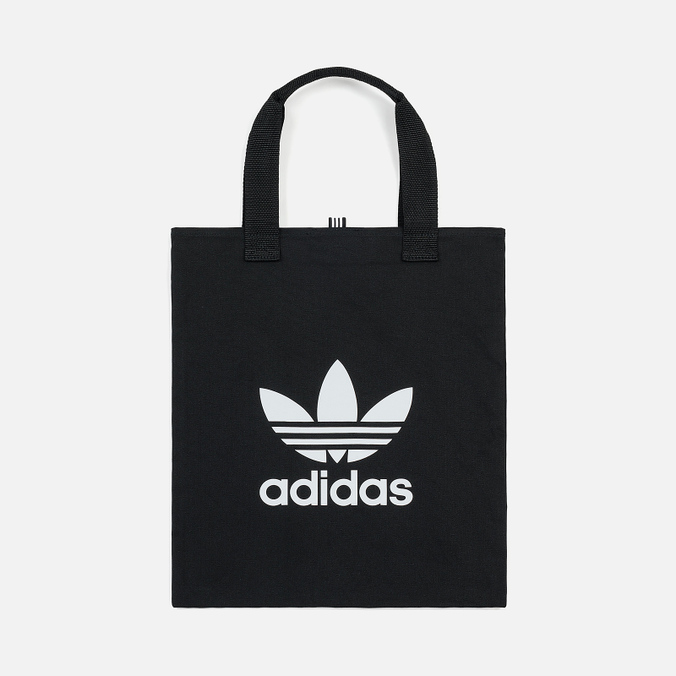 1ad710e7ab10 Сумка adidas Originals Trefoil Shopper Black DW5215