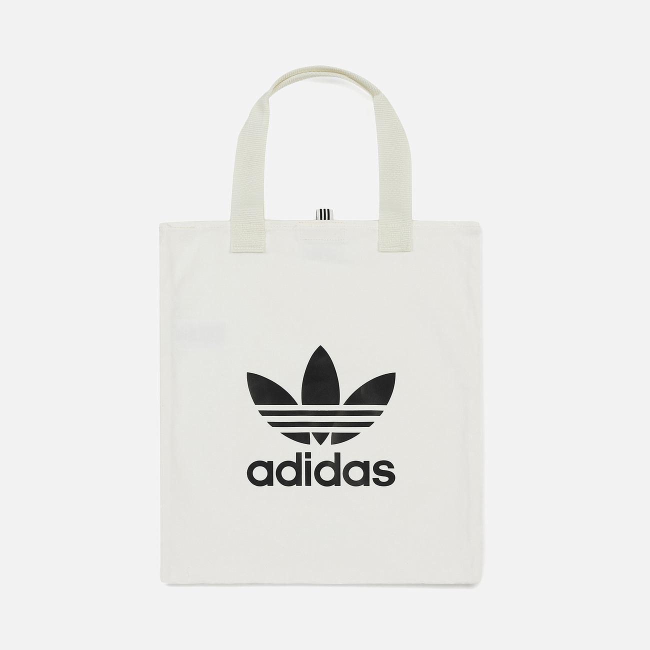 Сумка adidas Originals Trefoil Shopper White