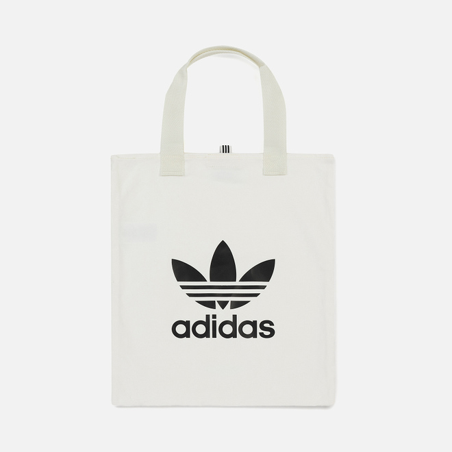 Сумка adidas Originals Trefoil Shopper White