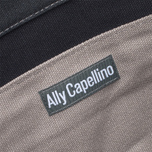 Сумка Ally Capellino Arron Canvas Black фото- 4