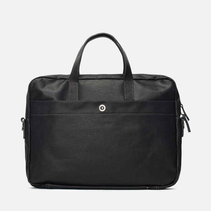 Сумка Ally Capellino Robin Canvas Black
