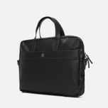 Сумка Ally Capellino Robin Canvas Black фото- 1