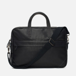Сумка Ally Capellino Robin Canvas Black фото- 3