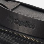 Сумка Ally Capellino Robin Canvas Black фото- 4