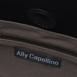 Сумка Ally Capellino Robin Canvas Black фото- 6