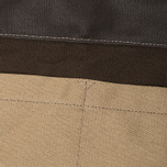 Сумка Ally Capellino Arron Canvas Dark Brown фото- 8