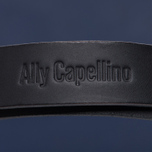Сумка Ally Capellino Eubank Waxed Navy/Black фото- 7