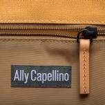 Сумка Ally Capellino Eubank Waxed Yellow/Grey фото- 6