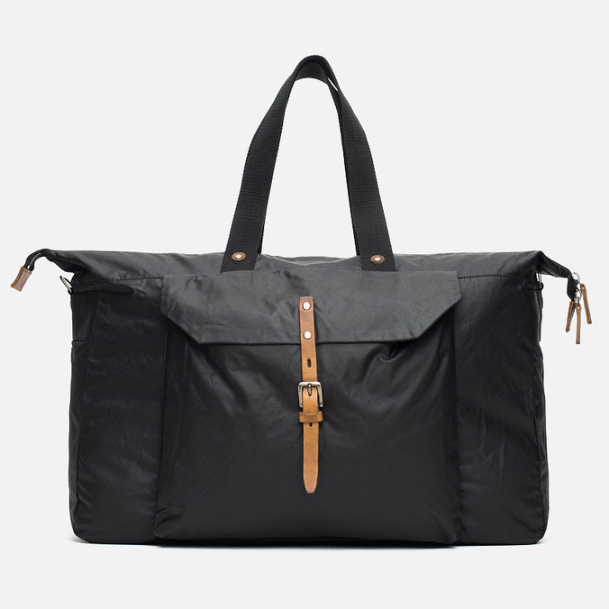 Ally Capellino Freddie Waxy Bag Black/Brown