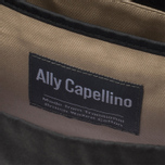 Сумка Ally Capellino Jez Waxy Black/Brown фото- 5
