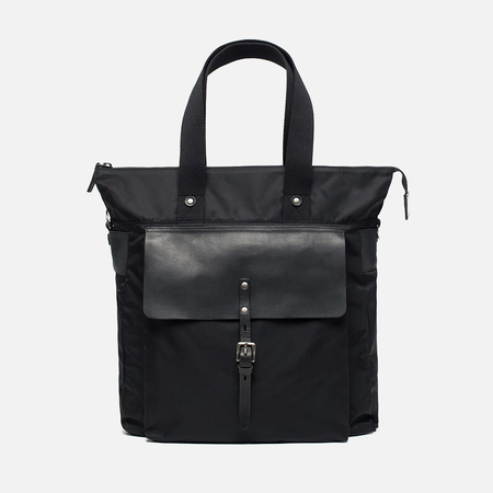 Ally Capellino Arron Canvas Bag Black