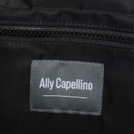 Сумка Ally Capellino Iago Luxe Nylon Black фото- 4