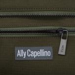 Сумка Ally Capellino Nat Green фото- 4