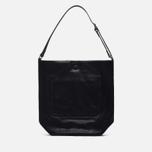 Сумка Ally Capellino Roz Leather Black фото- 1