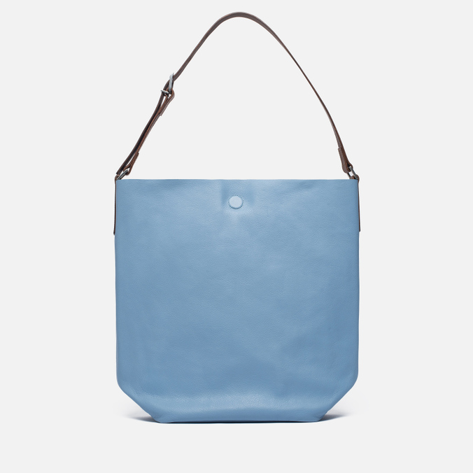 Сумка Ally Capellino Roz Leather Blue