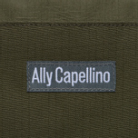 Сумка Ally Capellino Teddy Small Green фото- 5