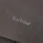Сумка Barbour Wax Leather Briefcase Olive фото- 4