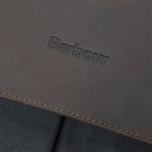 Сумка Barbour Wax Leather Navy фото- 4