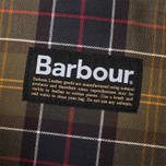Сумка Barbour Wax Leather Tarras Navy фото- 8