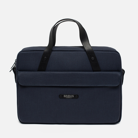 Brooks England Lexington Bag Blue