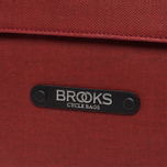 Brooks England Lexington Bag Red photo- 4