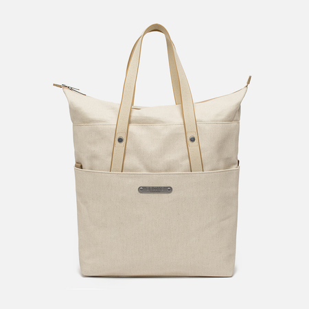 Brooks England Mercer Bag Natural