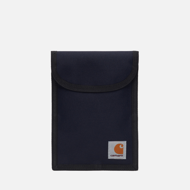 Сумка Carhartt WIP Collins Neck 11 Oz Dark Navy