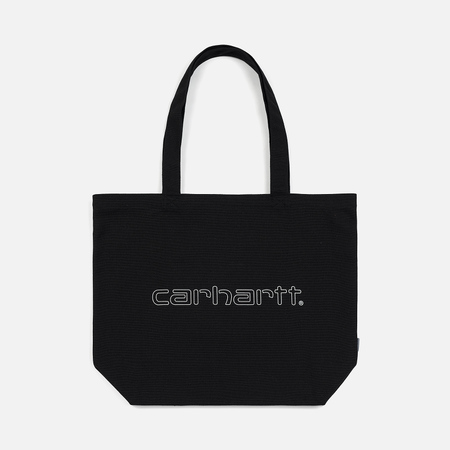 Сумка Carhartt WIP Outline Tote Small 12 Oz Black