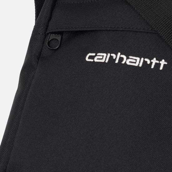 Сумка Carhartt WIP Payton Cordura 8 Oz Black/White