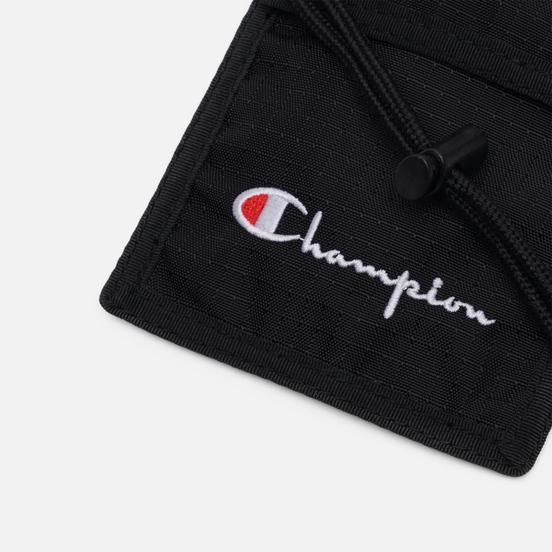 Сумка Champion Reverse Weave Ripstop/Cordura Mini Shoulder Black