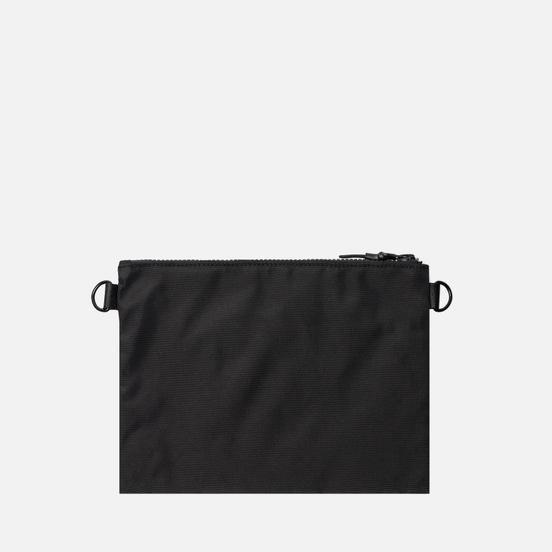 Сумка Champion Reverse Weave Script Logo Small Shoulder Black Beauty