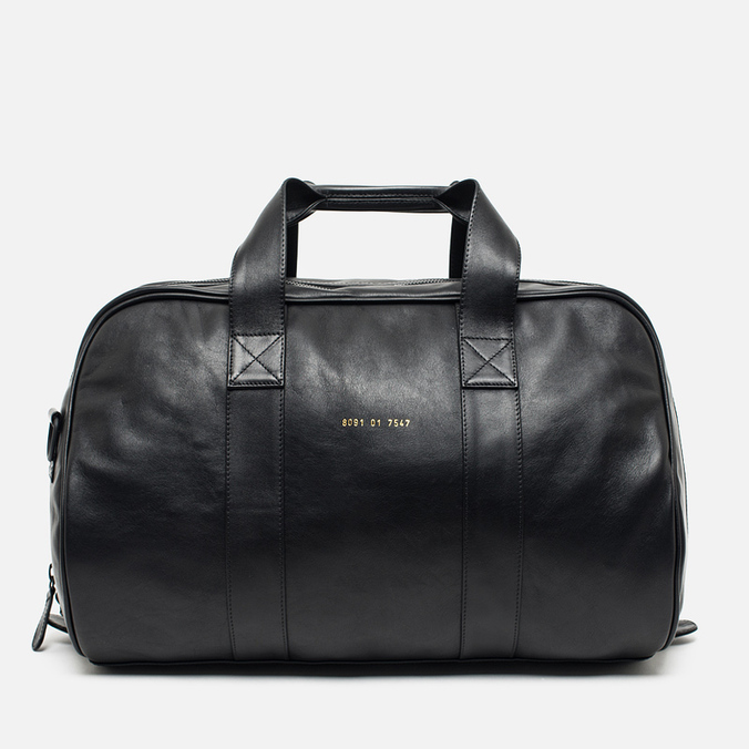 Сумка Common Projects Duffle Leather Black