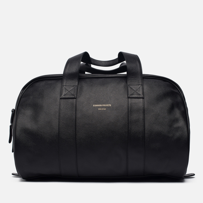 Сумка Common Projects Leather Duffle 8094 Black