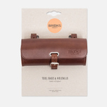 Сумка для инструментов Brooks England Challenge Tool Bag Brown фото- 0