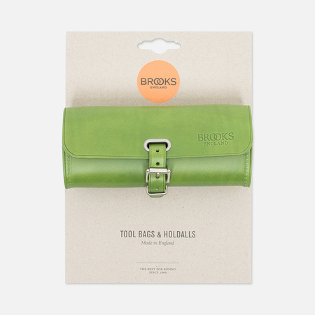 Сумка для инструментов Brooks England Challenge Tool Bag Apple Green