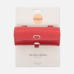Сумка для инструментов Brooks England Challenge Tool Bag Red фото- 0