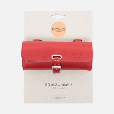 Сумка для инструментов Brooks England Challenge Tool Bag Red