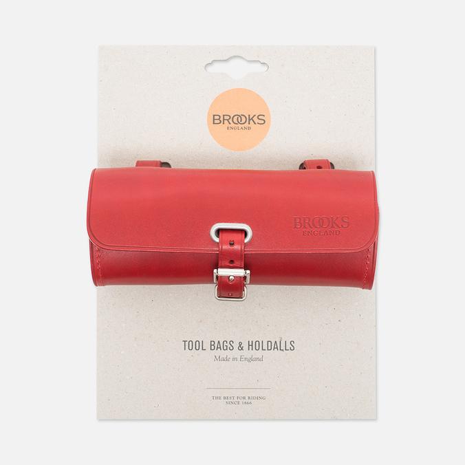 Сумка для инструментов Brooks England Challenge Tool Bag Red