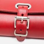 Сумка для инструментов Brooks England Challenge Tool Bag Red фото- 4