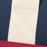 Дорожная сумка Hackett Panel Duffle Navy/Red фото- 8